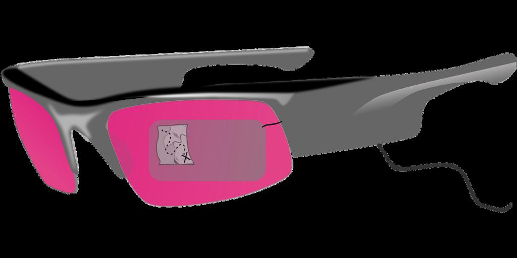 Google Glass Sputters