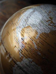 Travel Writers Globe