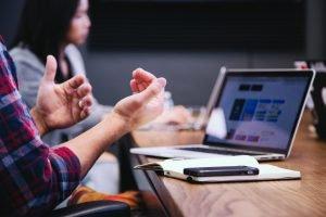 Social media content for marketing